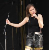 Alice Merton, Austin City Limits 2018, photo by Amy Price