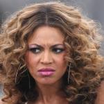 Beyonce politically divisive poll