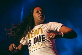 Big Freedia, Adult Swim Festival, photo by Adult Swim
