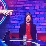Watch Primal Scream Bobby Gillespie refuse to dance Skibidi