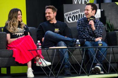 Boy Meets World Danielle Fishel Will Friedle Ben Savage New York Comic Con 2018 Ben Kaye-62