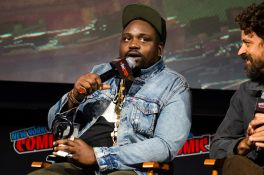 Brian Tyree Henry New York Comic Con 2018 Ben Kaye-90