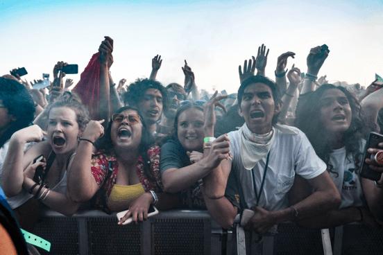 BROCKHAMPTON, Austin City Limits 2018, photo by Amy Price