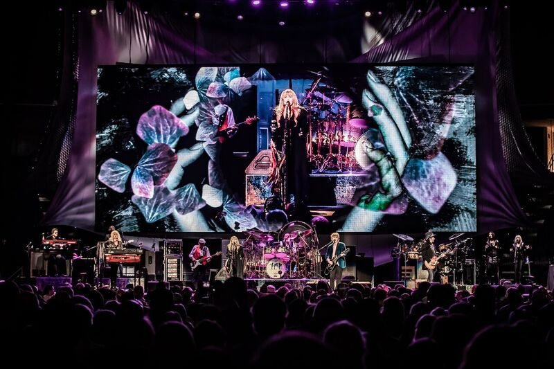 Fleetwood Mac, photo by Phil Clarkin