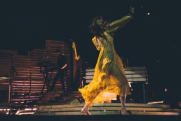 Florence and the Machine, Chicago, photo by Lior Phillips