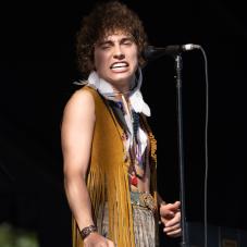 Greta Van Fleet, Austin City Limits 2018, photo by Amy Price