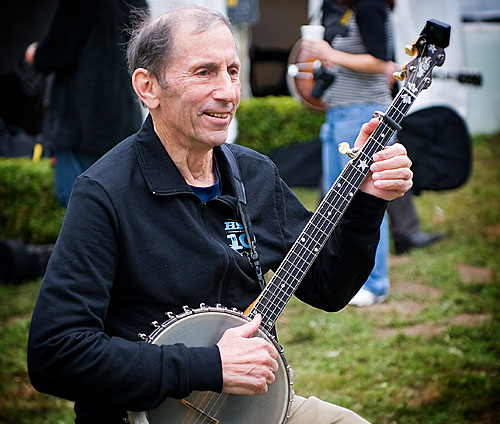 Hardly Strictly Bluegrass Founder Warren Hellman