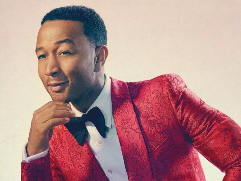 John Legend Legendary Christmas Album Tour