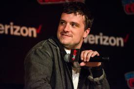 Josh Hutcherson New York Comic Con 2018 Ben Kaye-1