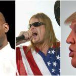 kanye west kid rock donald trump music modernization act