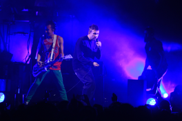 Gorillaz, Chicago, photo by Heather Kaplan