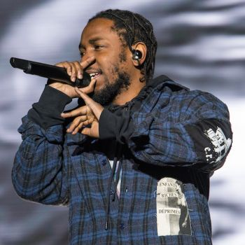 Kendrick Lamar (Photo by David Brendan Hall)