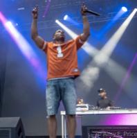Nelly, Austin City Limits 2018, photo by Amy Price