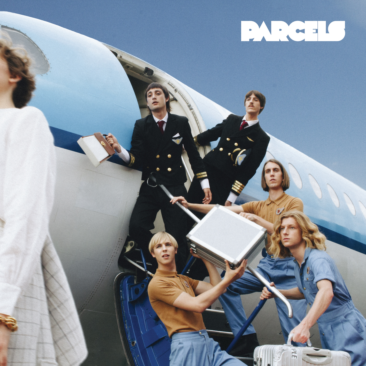 Parcels album cover