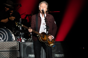 Paul McCartney, Austin City Limits 2018, photo by Amy Price
