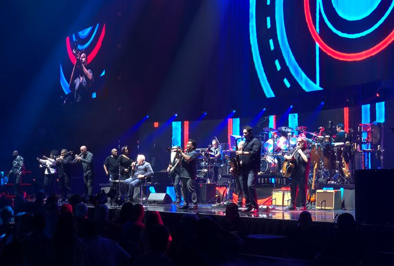 phil collins not dead yet tour 2 Live Review: Phil Collins Return to the Stage Comes Stateside to Florida (10/5)