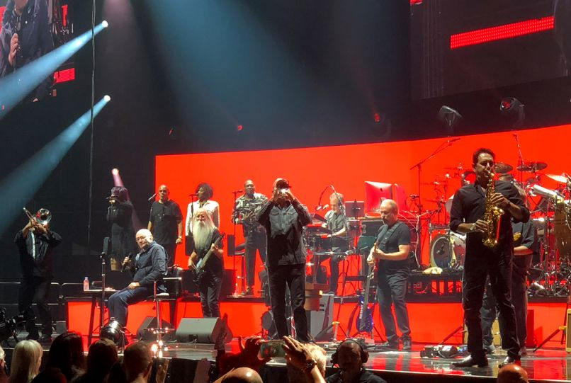phil collins not dead yet tour 3 Live Review: Phil Collins Return to the Stage Comes Stateside to Florida (10/5)