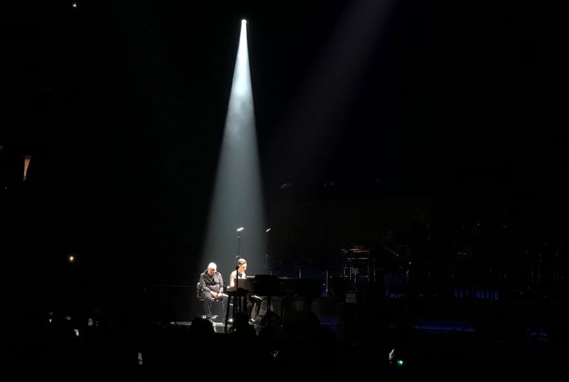 phil collins not dead yet tour nic collins you know what i mean piano Live Review: Phil Collins Return to the Stage Comes Stateside to Florida (10/5)