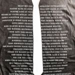 Rock and Roll Hall of Fame Snubs T-Shirt