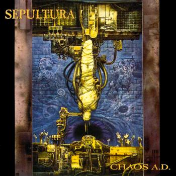 Sepultura Chaos AD