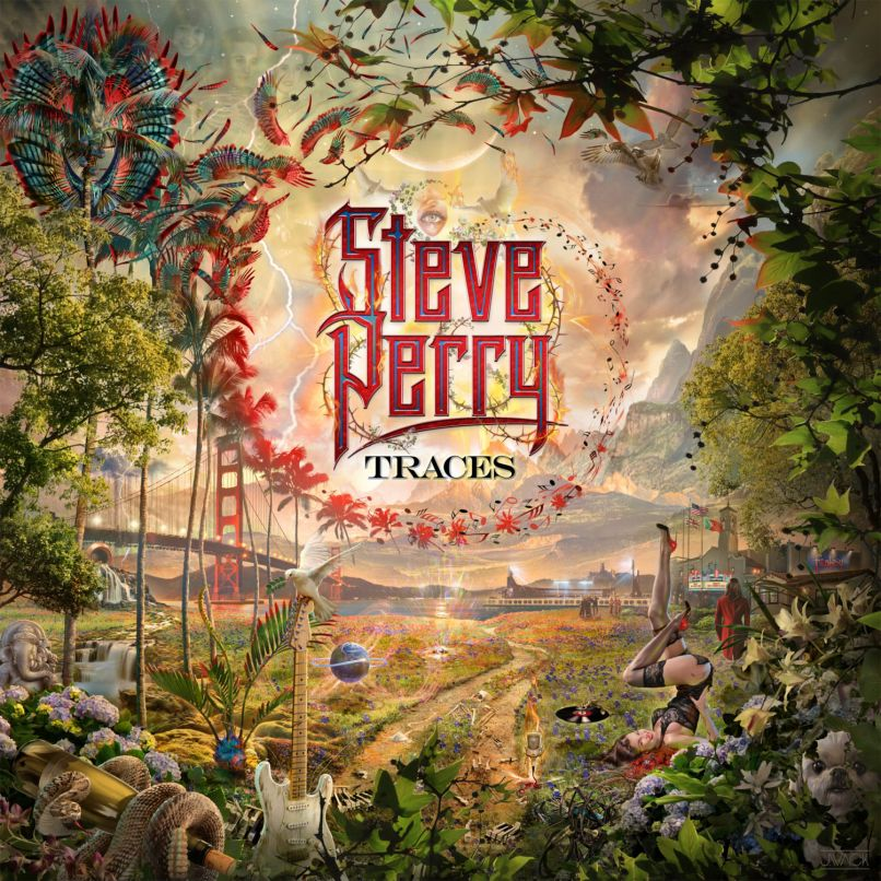 Steve Perry, Traces