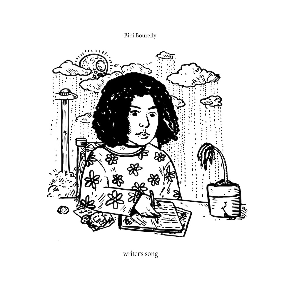 stream bibi bourrelly writers song Bibi Bourelly returns with vulnerable new Writers Song: Stream