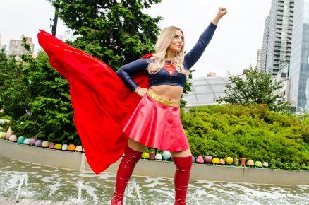 Supergirl New York Comic Con 2018 Ben Kaye-143