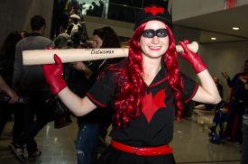 The Batwoman New York Comic Con 2018 Ben Kaye-69