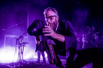 The National There's No Leaving New York Amanda Koellner 13