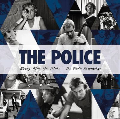 the police box set 2 The Police announce new box set Every Move You Make: The Studio Recordings