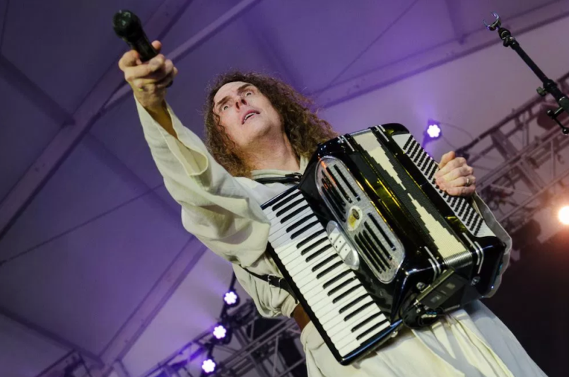 Weird Al Yankovic strings attached symphony orchestra tour ben kaye
