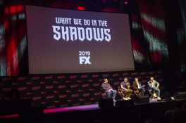 What We Do in the Shadows TV Jemaine Clement Paul Simms Taika Waititi New York Comic Con 2018 Ben Kaye-142