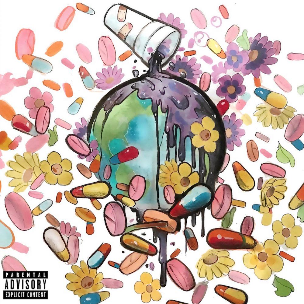 wrld on drugs stream album juice future Future and Juice WRLD premiere new album WRLD on Drugs: Stream