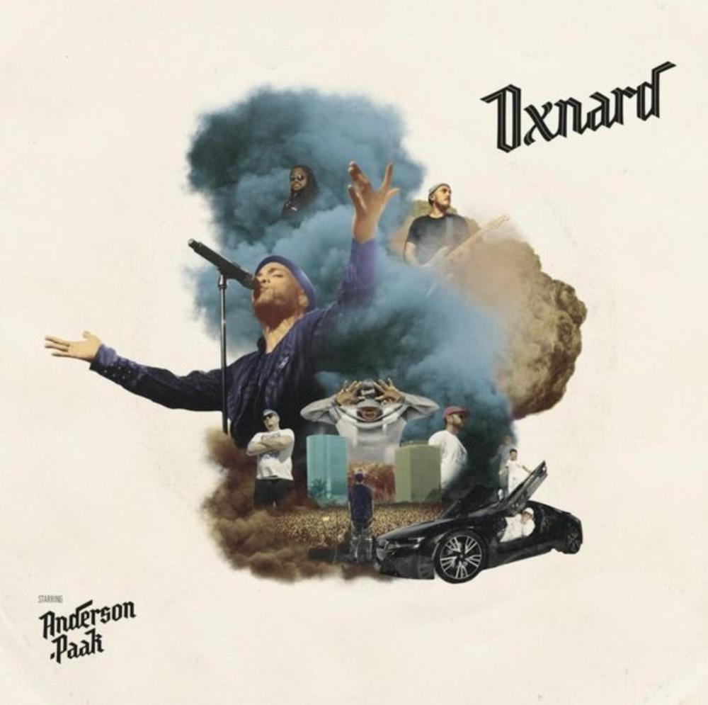 anderson paak oxnard album listen Anderson .Paak unveils new album Oxnard: Stream