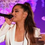 Ariana Grande on Ellen