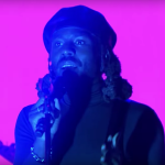"Watch Blood Orange ""Charcoal Baby"" on The Tonight Show"