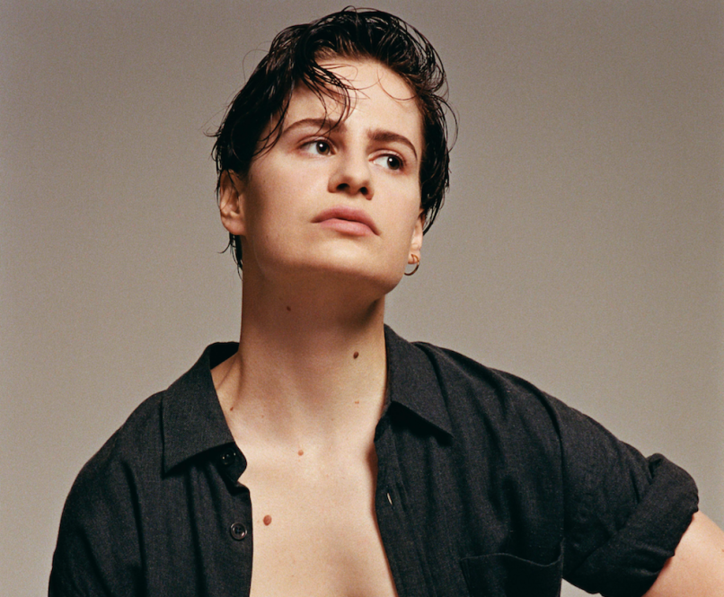 Listen Christine and the Queens cover Rihanna Kate Bush for BBC Live Lounge