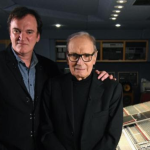 Ennio Morricone and Quentin Tarantino