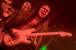 Yngwie Malmsteen, photo by Antonio Marino Jr.