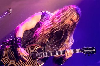 Zakk Wylde, photo by Antonio Marino Jr.
