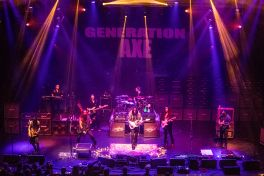 Generation Axe in Port Chester NY, photo by Antonio Marino Jr.