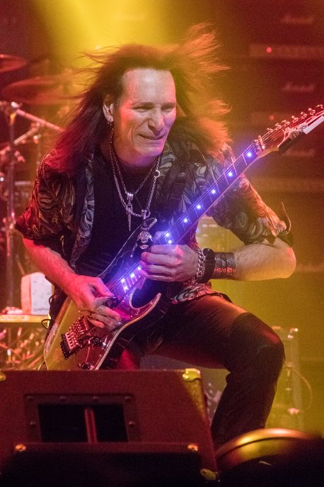 Steve Vai, photo by Antonio Marino Jr.
