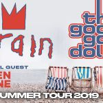 Goo Goo Dolls and Train Tour