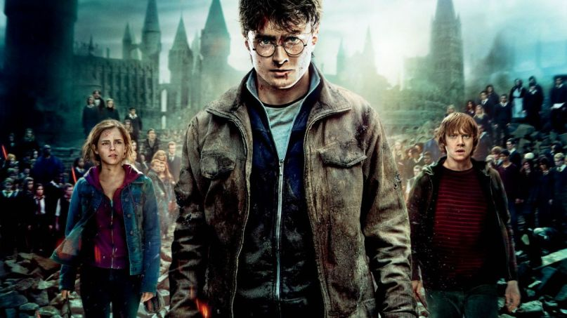 Harry Potter and the Deathly Hallows (Warner Bros.)