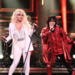 "Watch Kesha and The Struts ""Body Talks"" on The Tonight Show"