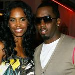Kim Porter and Sean Diddy Combs