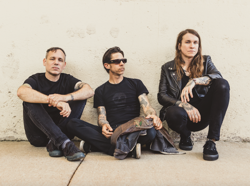 Laura Jane Grace and the Devouring Monsters Katie Hovland Bought to Rot