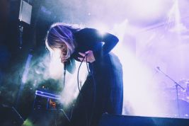 Mammut // Iceland Airwaves // Photo by Lior Phillips