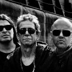 Metallica with Lou Reed