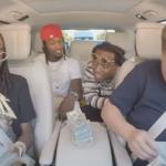 Watch Migos on Carpool Karaoke teaser
